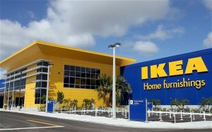 fill out a job application for ikea online