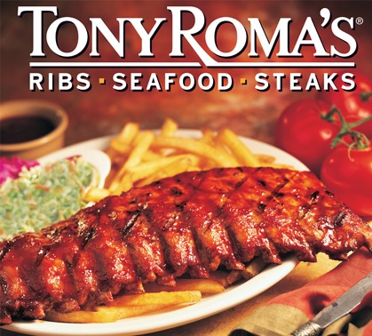 Free Tony Roma's Application Online
