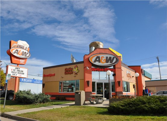 a & w online application
