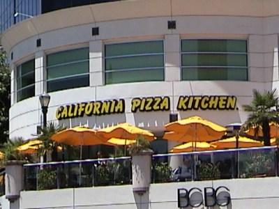 California Pizza Kitchen Lax Airport