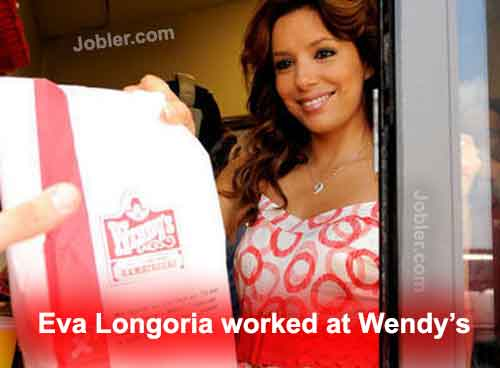 eva-longoria-worked-at-wendys