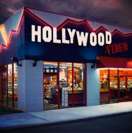 hollywood video application online
