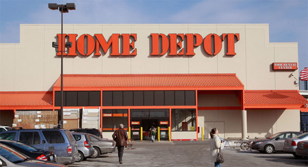 home depot online application online for jobs