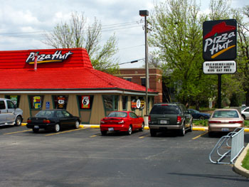 pizza hut application online