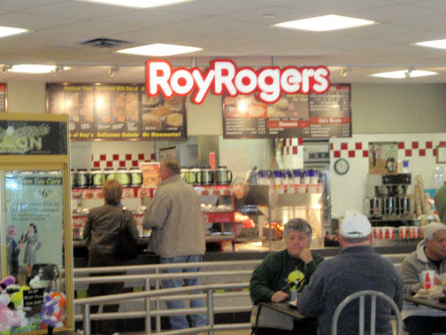 roy rogers application online