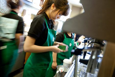 Starbucks Complete Employee Job Benefits Package