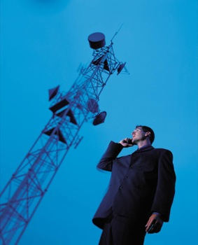 job in the wireless industry